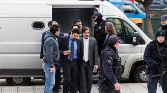 Yunanistan, FETÖ'cü askerlere iltica hakkı verdi