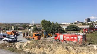 İstanbul'da fabrikada patlama, mahalle sakinleri tahliye edildi