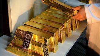 Altının ons fiyatı 1.190 doların altında işlem görüyor