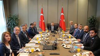 'e-Devlet Değerlendirme' toplantısı yapıldı