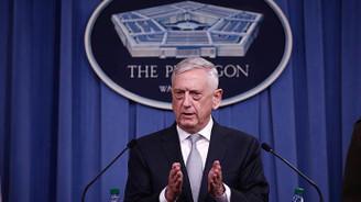 Mattis: Türkiye'nin füze savunma sistemi alması bizi endişelendiriyor