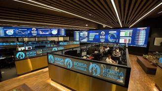 Borsa ilk yarıda yüzde 0,3 değer kaybetti