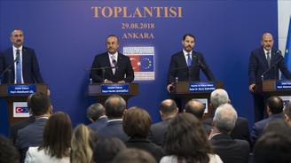 Türkiye AB'ye üyelik hedefinde çalışmalarını kararlılıkla sürdürecek