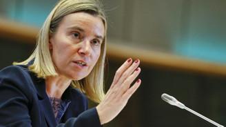Mogherini: AB daima Çin'in yanında duracak