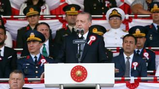 Erdoğan: Ordumuzun yerli ve milli vasfını güçlendireceğiz