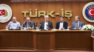 CHP heyeti Türk-İş'i ziyaret etti