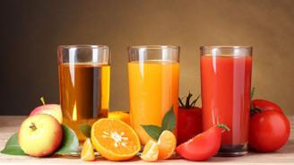Meyve suyunun yüzde 2'sini Türkiye üretiyor