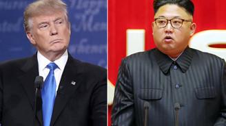 Trump'ın mektubu Kim'e iletildi