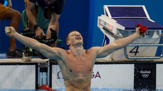 Avrupa Yüzme Şampiyonası'nda Adam Peaty dünya rekoru kırdı