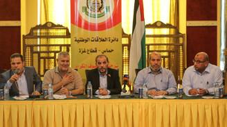 Hamas: Gazze ablukasını kaldırmak için büyük fırsat var