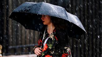 Meteorolojiden etkili sağanak uyarısı
