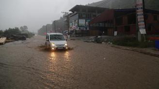 Doğu Karadeniz'de sel ve taşkın uyarısı