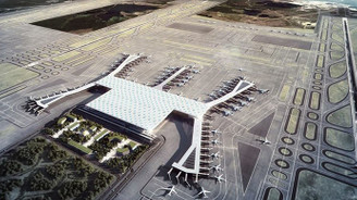 Yeni Havalimanı'ndan ilk uçuş Ankara'ya