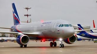 Rus havayolu şirketi Aeroflot'un hisselerinde sert düşüş