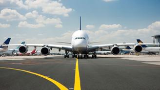Frankfurt Havaalanı'nda iniş ve kalkışlar iptal edildi