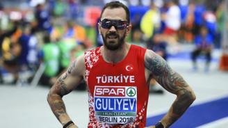 Ramil Guliyev 200 metrede altın madalya kazandı
