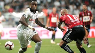 Beşiktaş, tur için avantaj yakaladı