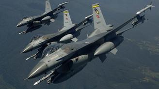 TSK'dan hava harekatı: 7 terörist öldürüldü