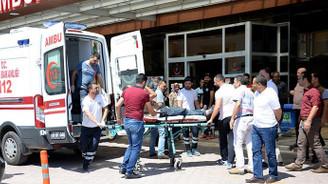 Suriye'de muhaliflerin kontrolündeki bölgelerde patlamalar yaşandı