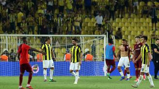 Fenerbahçe üst üste üçüncü kez mağlup