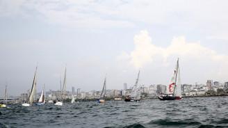 Kadın Yelken Kupası'nı Eker Kadın Yelken Takımı aldı