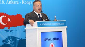 TİM Başkanı Gülle: Büyümeye 1 puanlık katkı verdik