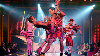 Cirque du Soleil Suudi Arabistan'da sahneye çıkıyor