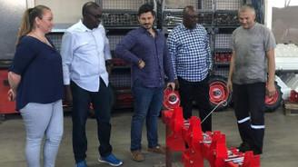 İzmirli Minos, Afrika'da fabrika kurmak istiyor