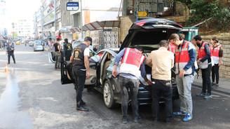 İstanbul'da Türkiye Güven Huzur-5 uygulaması