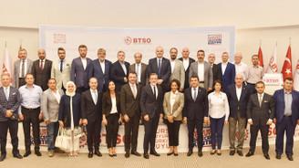 Sektörel konseyler Bursa'da ortak aklın merkezi olacak