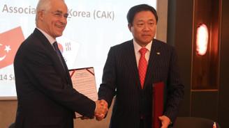 Türk ve Güney Koreli müteahhitler işbirliği yapacak