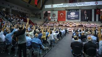 Beşiktaş'ta tüzük değişikliği kabul edildi