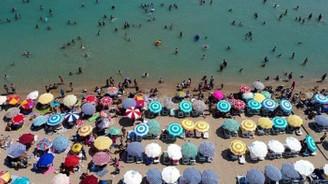 Muğla'ya gelen turist sayısı yüzde 34 arttı