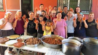 Kınalı Eller yeni mekânlarında yerel mutfak, global lezzet diyecek