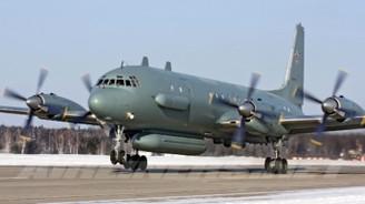 Rusya: Uçağımız, İsrail yüzünden Suriye'nin hedefi oldu