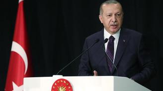 Erdoğan: Okul kitabı basımını provoke etmek istediler