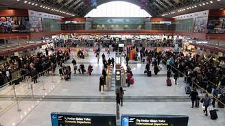 İstanbul Atatürk, 'en iyi 3. havalimanı' seçildi