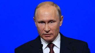 Putin'den Suriye'de düşürülen uçakla ilgili açıklama
