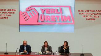 'Yerli Üretim' logosu tanıtıldı