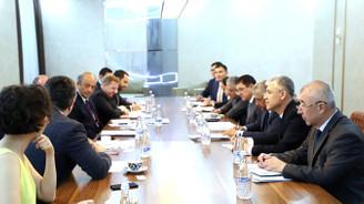 Anadolu, Özbekistan'da yatırım için düğmeye bastı