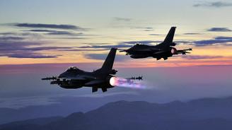 Irak'ın kuzeyine hava harekatı: 3 terörist öldürüldü