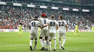 Beşiktaş Sarpsborg'u 3-1 yendi