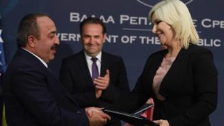 Türk şirketle, Saraybosna-Belgrad Otoyol Projesi için anlaşma imzalandı