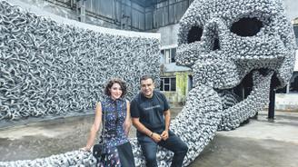 İstanbul'da çağdaş sanat için zil çaldı