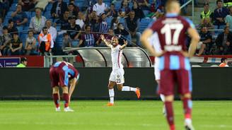 Trabzonspor evinde Göztepe'ye yenildi