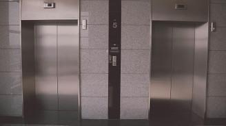 Asansörlere sıkı takip