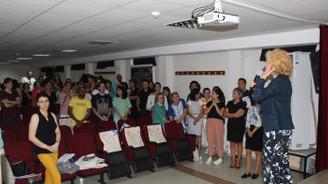 DÜNYA Education'dan Salihli'deki öğretmenlere 'okuma' eğitimi