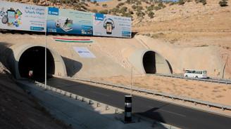 Limak İnşaat'ın yapımını üstlendiği Zaho Tüneli hizmete açıldı