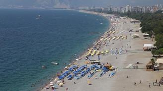 Türkiye'nin kurtuluş yolu turizmdir