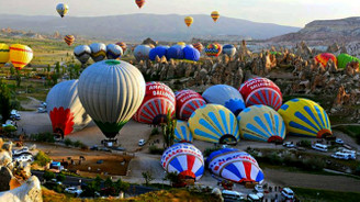 Balonlar 9 ilde daha havalanacak